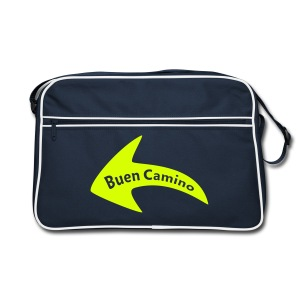 Buen Camino HQ. COMPOSTELA Ed. - Retro Bag