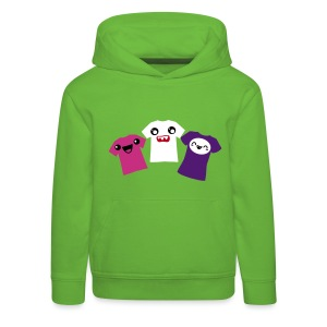 Kawaii Shirts - Kinder Premium Hoodie