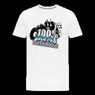 T-shirts ~ Premium-T-shirt herr ~ 100% ENKÖPING