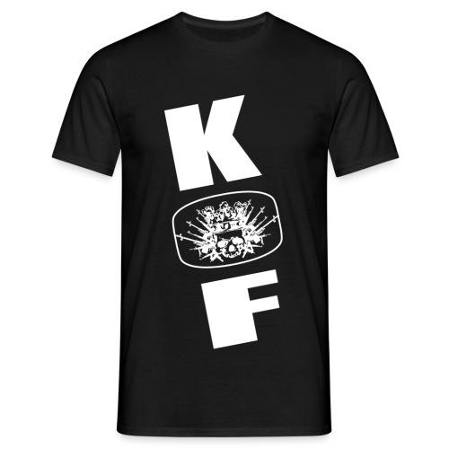 K.O.F. T-Shirt - Knockout Family Weiß - Männer T-Shirt