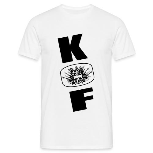 K.O.F. T-Shirt - Knockout Family SCHWARZ - Männer T-Shirt