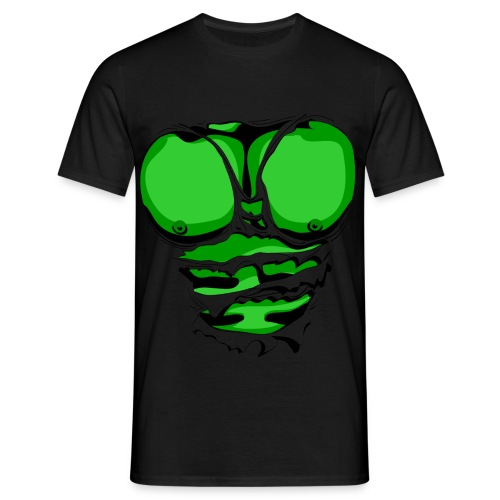 hulk t - Men's T-Shirt