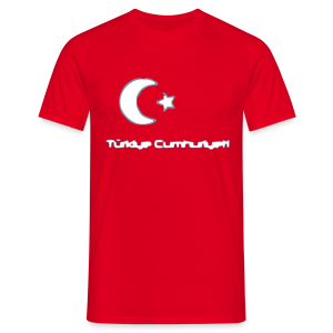 Türkiye by Kulo - Men's T-Shirt