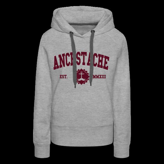 college // hoodie mädels