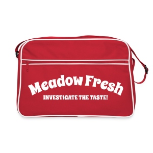 Meadow Fresh Vintage Logo - Retro Bag