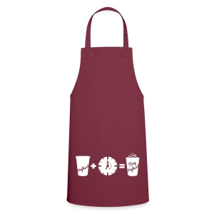 Fizzy Yoghurt  - Cooking Apron