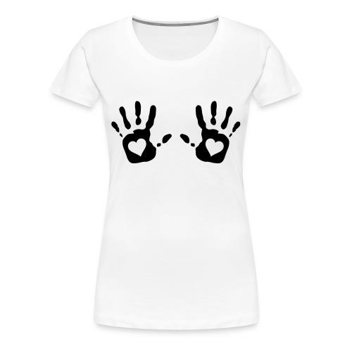 Pressed Paint  - Women's Premium T-Shirt