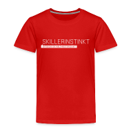 Shirts ~ Kids' Premium T-Shirt ~ Skillerinstinkt Kids' T-Shirt