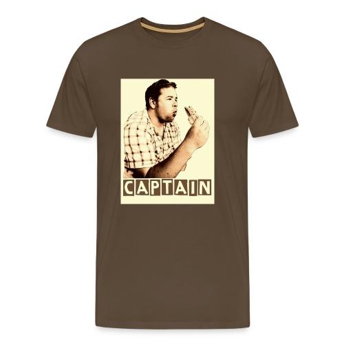 Captain Cocken T-Shirt - Men's Premium T-Shirt