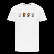 Magliette ~ Maglietta Premium da uomo ~ Numero dell'articolo 25268091