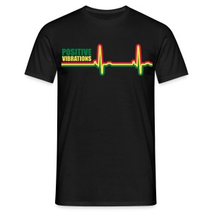 POSITIVE VIBRATIONS - Men's T-Shirt