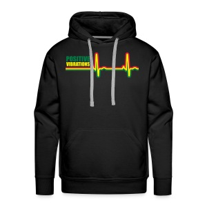 POSITIVE VIBRATION - Men's Premium Hoodie