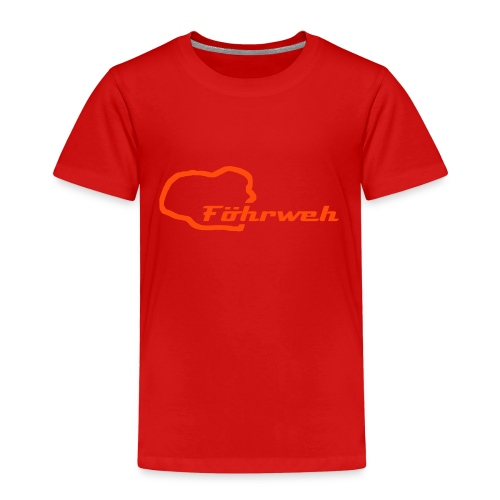 Kinder T-Shirt Föhrweh - Kinder Premium T-Shirt