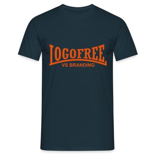 Logofree VS Branding - Männer T-Shirt