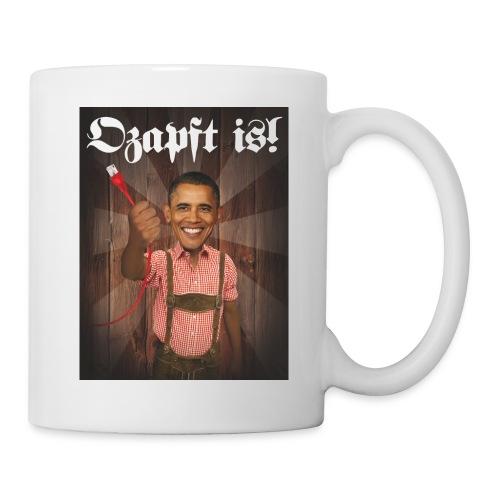 Ozapft Tasse - Tasse