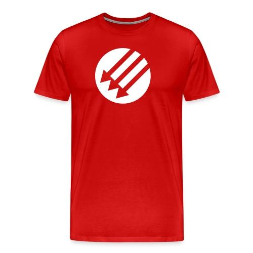 Eiserne Front Shirt - Männer Premium T-Shirt