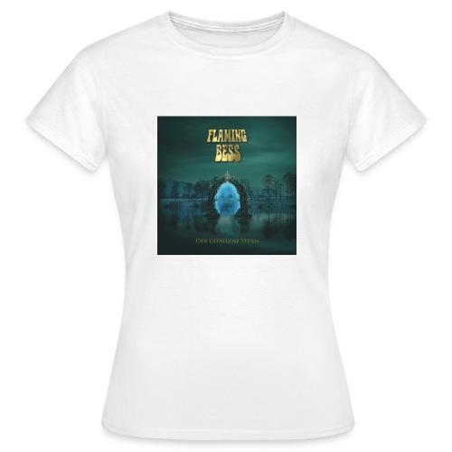 T-Shirt Cover Der gefallene Stern Damen - Frauen T-Shirt