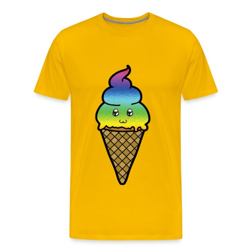 Ice-cream - Men's Premium T-Shirt