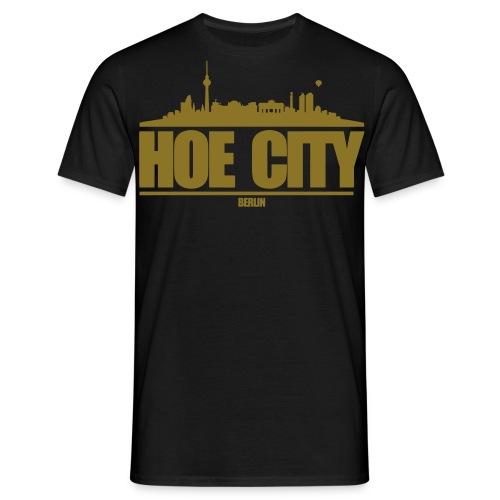 hcb gold - Männer T-Shirt