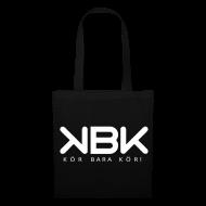 Väskor & ryggsäckar ~ Tygväska ~ KBK & 100% PARTY (Beachväska)