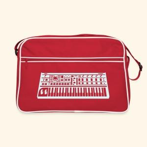 Synthesizer Retro Bag Weekender - Retro Bag