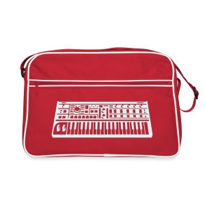 Synthesizer Retro Bag Weekender - Retro Bag
