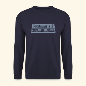 Synthesizer Men's Sweatshirt - Men's Sweatshirt