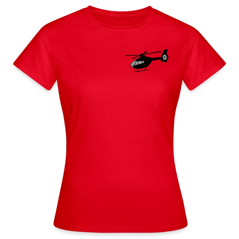 ec135svg - Frauen T-Shirt