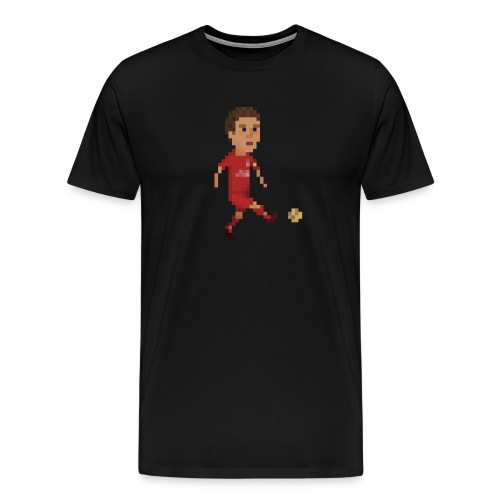 Men T-Shirt - Captain of Liverpool 2004 - Men's Premium T-Shirt