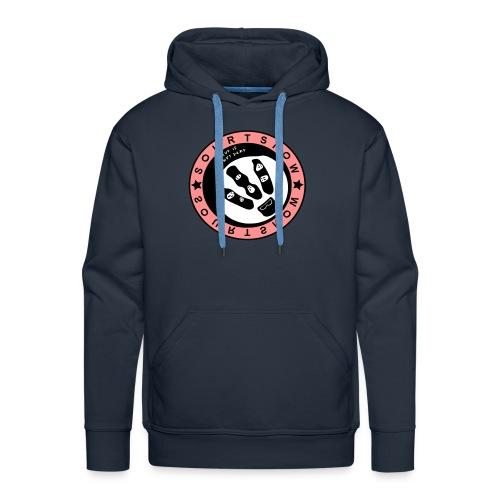 Sweat Classical logo - Sweat-shirt à capuche Premium pour hommes