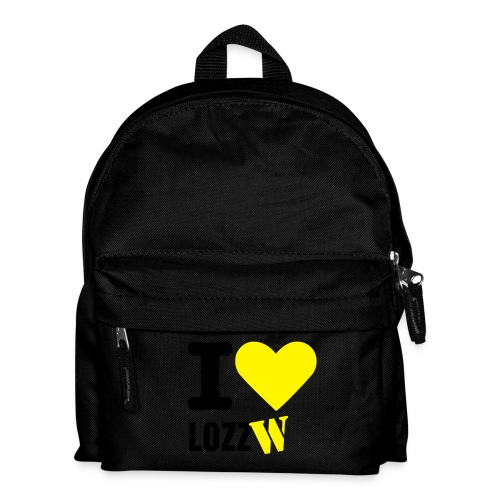I LOVE BAG - Kids' Backpack