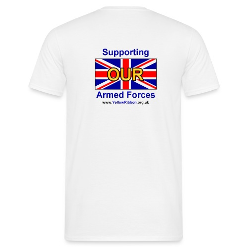 Unisex Classic T - Support the Forces - Men's T-Shirt