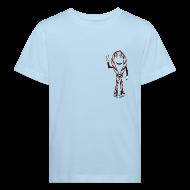 T-Shirts ~ Kinder Bio-T-Shirt ~ Maskottchen Kinder/Baby (Ökologisch)