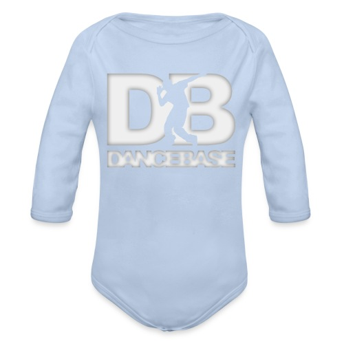 db baby romper - Baby bio-rompertje met lange mouwen