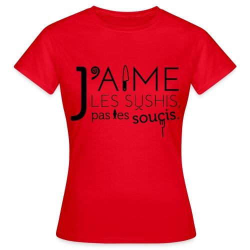 T-shirt spécial Lou - T-shirt Femme