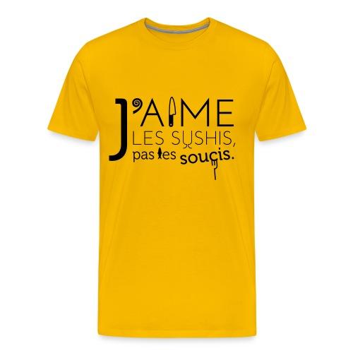 T-shirt spécial Lou - T-shirt Premium Homme