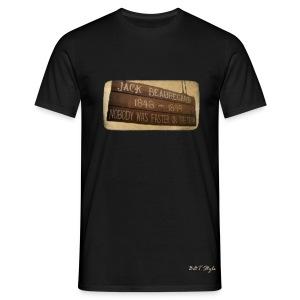 Jack Beauregard - Bud & Terence Style Collection - Maglietta da uomo