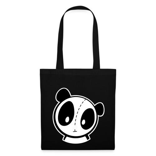 Tasche Panda - Stoffbeutel