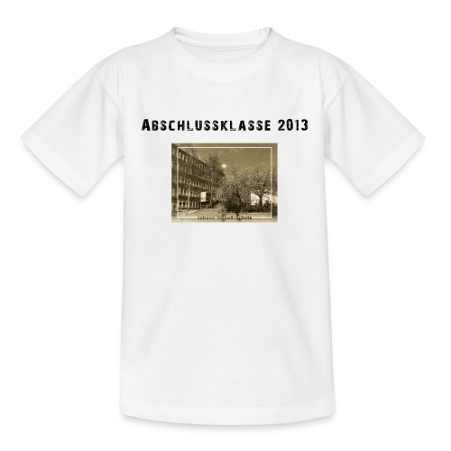 Abschlussklasse 2013 - Kinder T-Shirt