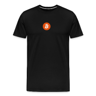 T-Shirts ~ Männer Premium T-Shirt ~ Bitcoin
