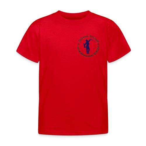 Logo Johann (007) - Kinder T-Shirt