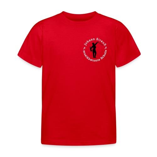 Logo Johann (008) - Kinder T-Shirt