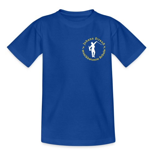 Logo Johann (010) - Kinder T-Shirt