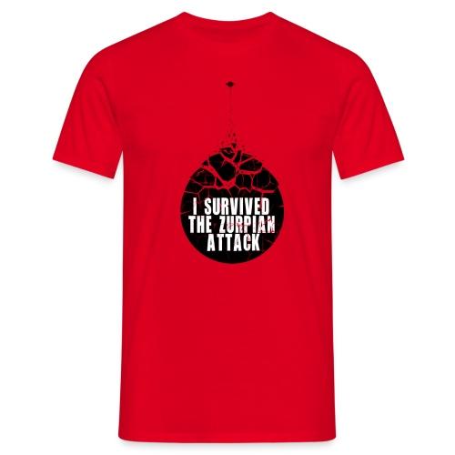 Zurpian Attack - T-shirt Homme