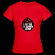 Tee shirts ~ Tee shirt Femme ~ Zurpian Attack