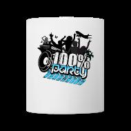 Muggar & tillbehör ~ Mugg ~ 100% Kaffe (Nyhet)