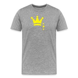 Crownco Shirt For Men - Men's Premium T-Shirt