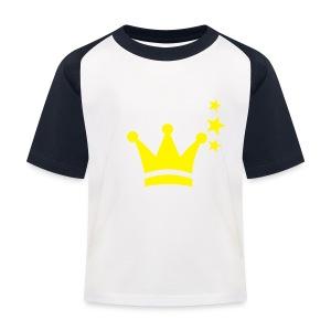 Crownco Baby Shirt - Kids' Baseball T-Shirt