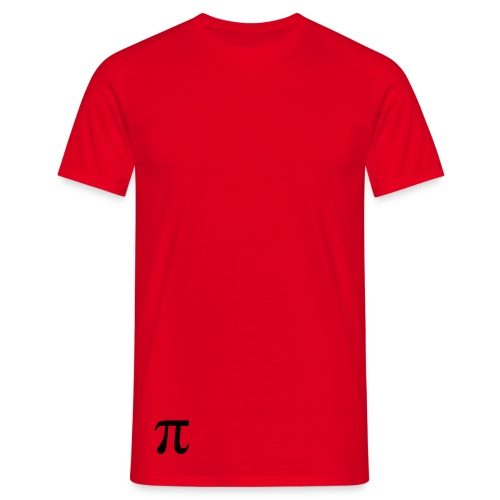 Mathematics shirt - Men's T-Shirt