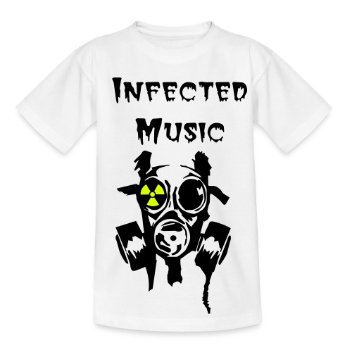 Infected T-shirt - Teenage T-Shirt